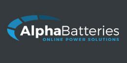 Alpha batterie